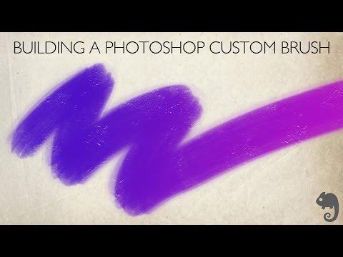 Building My Favorite Photoshop Custom Brush
