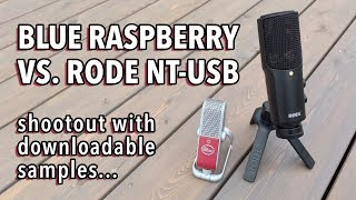 BLUE Raspberry Microphone Review - Small but Mighty