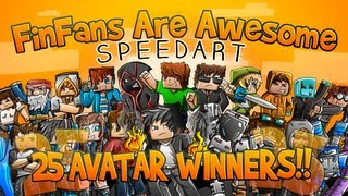 Finfans Are Awesome! - 50k Special Winners!!