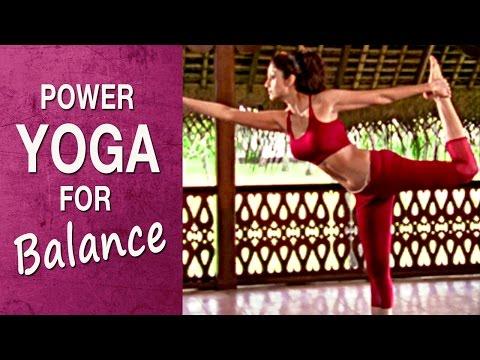 Yoga for Hip, Thighs & Chest - Natrajasana - Shilpa Yoga