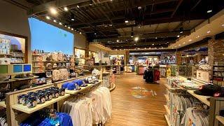 I Was The First Person Inside The Reopened World Of Disney Store At Disney Springs!
