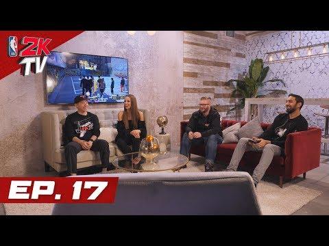 Karl-Anthony Towns & 2KTV Challenge - NBA 2KTV S4. Ep.17