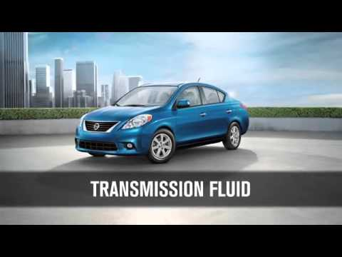 2013 Nissan Versa Sedan - Fluid Check Points - Tri-State Nissan - Winchester Virginia