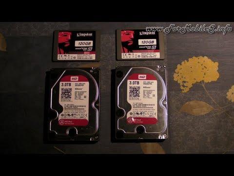 Come scegliere tra SSD e HDD (valido per server NAS e computer generici) - V300 VS WD Red