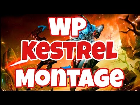 Vainglory - Winter war Kestrel |WP| Montage!! |YOU CAN'T ESCAPE|