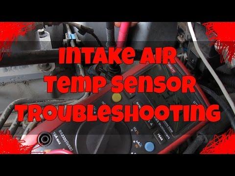 Intake Air Temperature (AIT) Sensor Testing