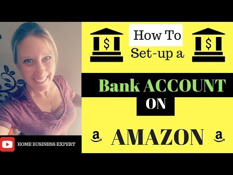 How to set up a deposit method on Amazon Seller account 🏣