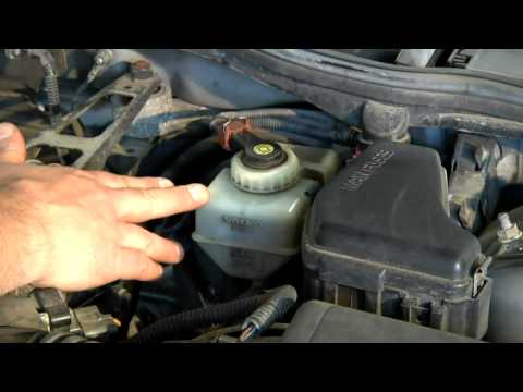Testing Hydraulic Brakes