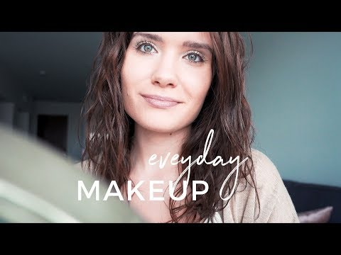 Everyday Natural Summer Makeup Tutorial | Acne Prone Skin