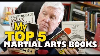 Keith Yates Top 5 Martial Arts Books