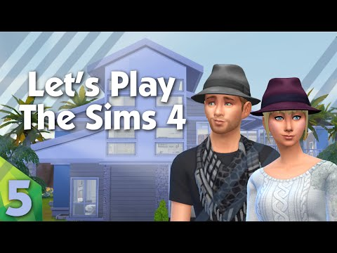 The Sims 4: Let's Play - Part 5
