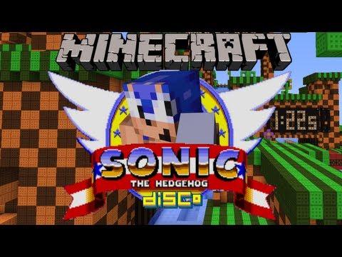 Minecraft Speed Run - [1:22:5] Minecraft Sonic The Hedgehog Speedrun (Made by FVDisco)
