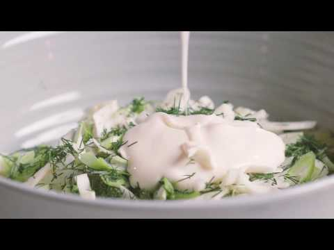 Upgrade your mayonnaise. Heinz [Seriously] Good Mayonnaise - Coleslaw