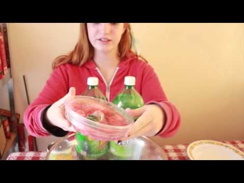 DIY How to make Punch bowl