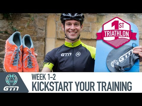 Triathlon Training Plan | Kickstart Your Triathlon Training | Week 1-2