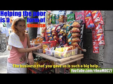 Travel to Manila Philippines and Meet this Poor Lady Who Will Go Abroad to Work. Film About Poverty