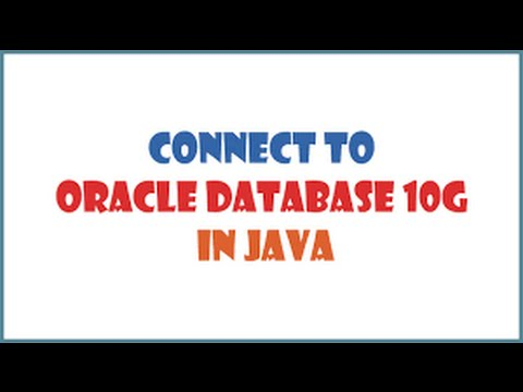 Java program connecting to oracle database using JDBC in Eclipse