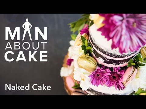 (man about) Naked Cakes | Man About Cake