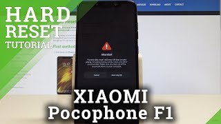 Xiaomi Pocophone F1 Hard Reset Videos & Books