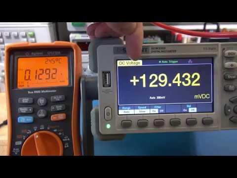 Siglent SDM3055 5.5 Digit Bench Multimeter Review - Pt1