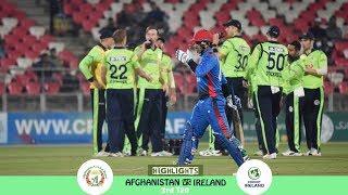 Download Highlights Afghanistan vs Ireland | 3rd T20 | Afghanistan vs Ireland in India 2019 Video