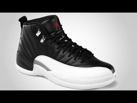 Cleaning My Air Jordan 12's
