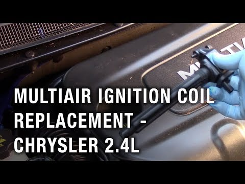 Multiair Ignition Coil Replacement - Chrysler 2.4L
