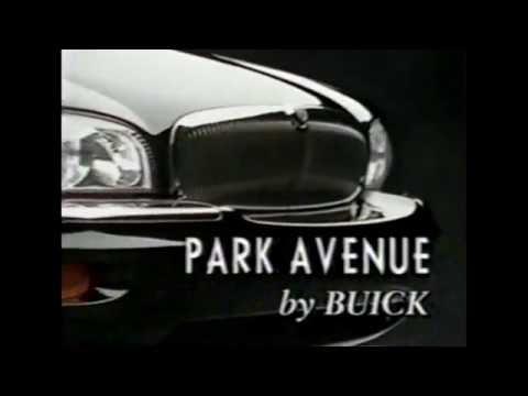 Park Avenue Buick Commercial - 1998