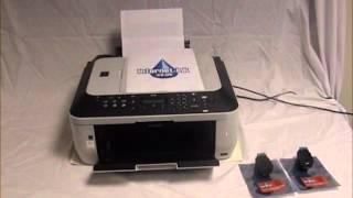 Очистка принтера Canon MX340 ошибка 5200 / Printer Canon