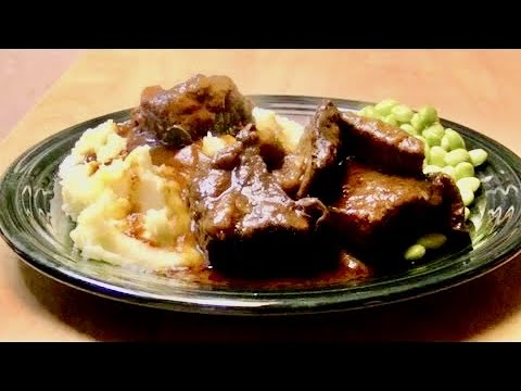 Beef Short Ribs - Recipe with Michael's Home Cooking