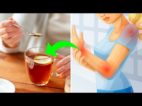 Take One Tablespoon Of This Remedy Every Day And Say Goodbye To Arthritis, Back and Muscle Pain