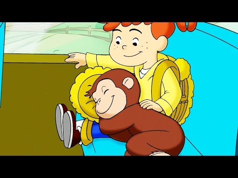 Curious George 406   Guest Monkey   Full Episode   HD   Cartoons For Children