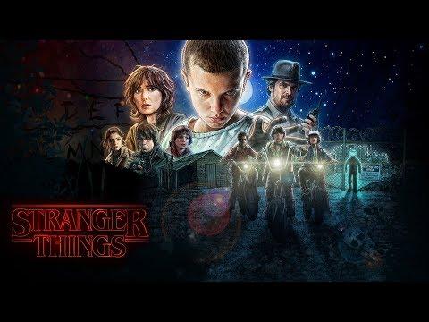 STRANGER THINGS Season 1 Review / Recap - NETFLIX  - Season 2 premiers TONIGHT!! (4k)