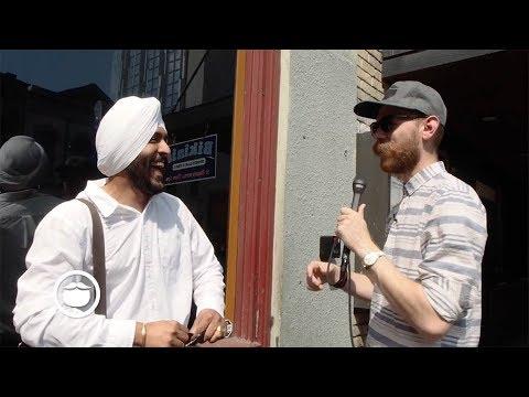 Guys Talk About Their Beards