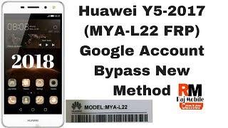 Huawei Y5ii , Y3ii Google Account bypass Huawei CUN-U29