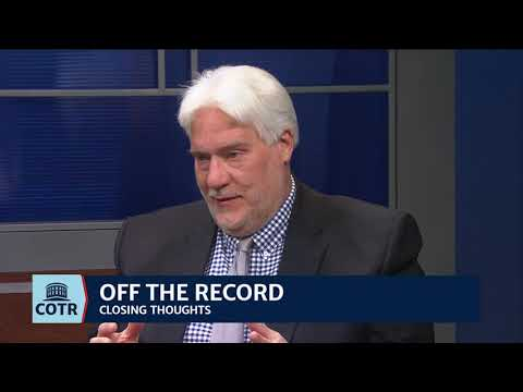 Off the Record April 13, 2018