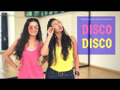 Disco Disco | A Gentleman | Bollywood Dance | Team Naach Choreography