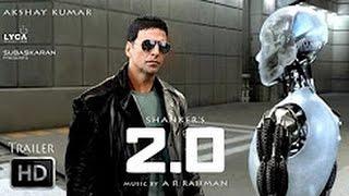 Robot 2.0 Trailer 2017 Rajinikanth  Akshay Kumar Amy Jackson - hollywood movie Release in US USA uk
