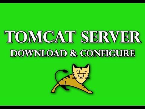 Tomcat Server Download and Configure