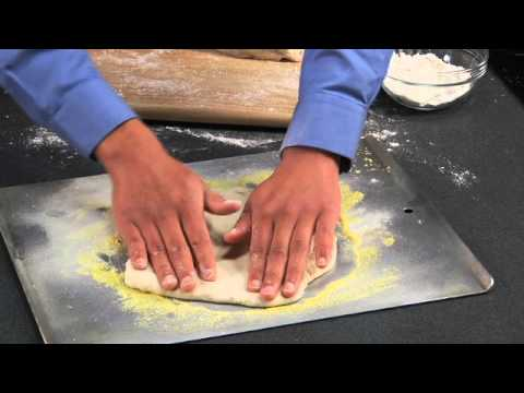 HOW TO MAKE Pizza Crust