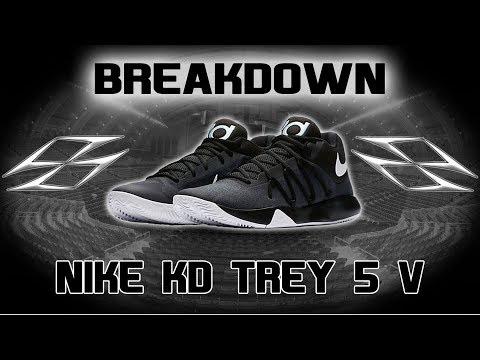 BREAKDOWN | Nike KD Trey 5 V