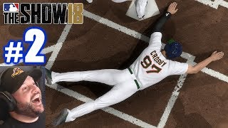 MY NEW FAVORITE SERIES! | MLB The Show 18 | Subscriber Challenge #2
