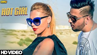 Hot Girl - Spartan | New Punjabi Song 2016 | 7Milestone Records
