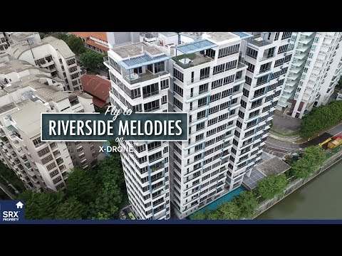 Riverside Melodies on X-Drone