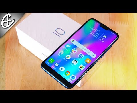 Honor 10 - Unboxing & Hands On Overview (w/ Camera Samples & Benchmarks)
