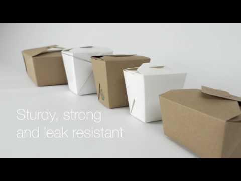 Noodle Boxes and Pails
