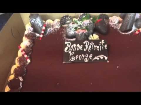 Cake at Di Bella