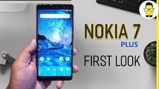 Nokia 7 Plus first look: Pixel 2 XL on a budget