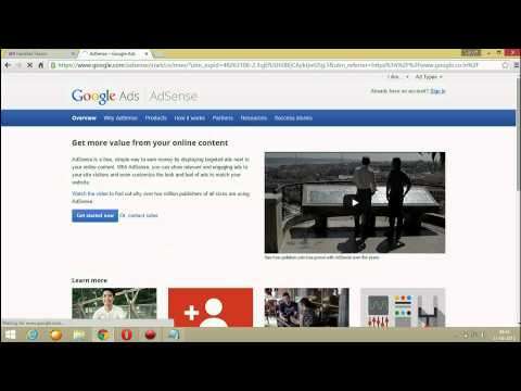 Adsense Approved New Custom Domain [Must Watch]