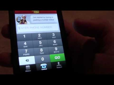Look Up Phone Number FREE On iPhone - Number Guru